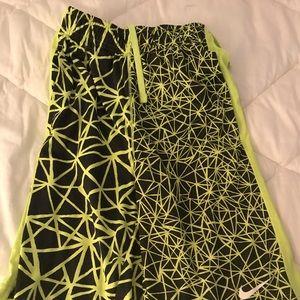 Nike dri fit shirt kids size medium
